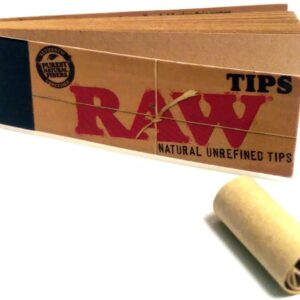 RAW Unbleached Tips